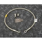 Stainless Steel Rear Brake Line - FK003D13R