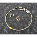 Stainless Steel Rear Brake Line - FK003D280R