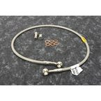 Stainless Steel Rear Brake Line - FK003D283R