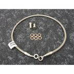Stainless Steel Rear Brake Line - FK003D327R
