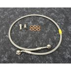 Stainless Steel Rear Brake Line - FK003D366R