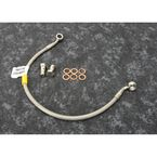 Stainless Steel Rear Brake Line - FK003D385R