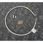 Stainless Steel Rear Brake Line - FK003D452R