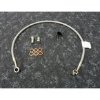 Stainless Steel Rear Brake Line - FK003D497R