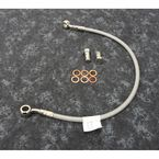 Stainless Steel Rear Brake Line - FK003D623R