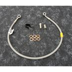 Stainless Steel Rear Brake Line - FK003D700R
