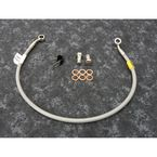 Stainless Steel Rear Brake Line - FK003D765R