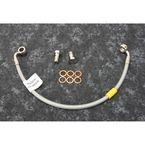 Stainless Steel Rear Brake Line - FK003D928R
