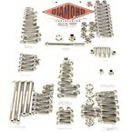 12-Point Polished Stainless Steel Custom Transformation Kit - PB658S