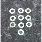 Zinc Plated Steel Flat Washers - 50-7061