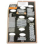 Chrome Polished Allen Show Bike Bolt Kit - 1022-P