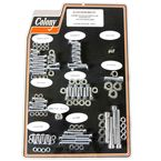 Chrome Polished Allen Show Bike Bolt Kit - 1012-P