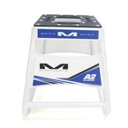 Blue/White A2 Aluminum Stand - A2-103