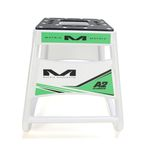 Green/White A2 Aluminum Stand - A2-105