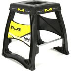 Black & Yellow Elite Motorcycle Stand 284753 - M64-104