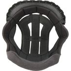 Gray Center Pad for X-Small/Small GT-Air II and J-Cruise II Helmets - 5mm - 0219-4305-04
