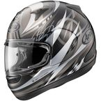 Matte Black/Gray Signet-Q Brett King Design Helmet - 813193