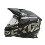 Black Ops FX-1 Team Helmet w/Electric Shield - 170609-1010-10
