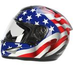 Black FX-95 Freedom Helmet - 0101-9669