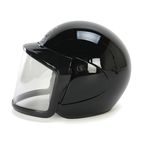 Black VG975 Snow Helmet - 349695