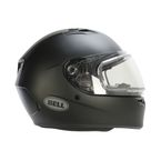 Matte Black Qualifier Snow Helmet w/Dual Lens Shield  - 7076071