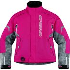 Womens Pink Comp 8 Jacket - 3121-0311