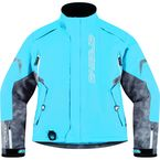Womens Sky Blue Comp 8 Jacket - 3121-0319