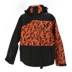 Stamp Orange Hustler 2 Jacket - HM7JHUS2BSOL