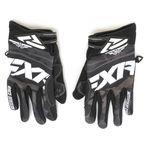 Black X Cross Gloves - 16610.10010