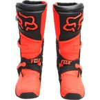 Orange Comp 8 RS Boots - 16451-009-10