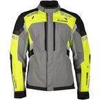 Gray/Hi-Vis/Black Latitude Jacket - 5146-003-140-500