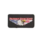 2017 Patriot Ride Patch - PATRIDE-PATCH