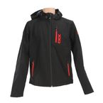 Black/Red Revelstoke Jacket - M17209_BK_L