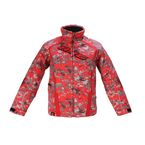 Youth Red Camo Storm Jacket - 1621-114