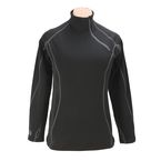 Black Women's Solstice 3.0 Base Layer Shirt - 3287-001-140-000