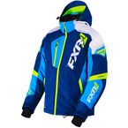 Navy/Blue/Hi-Vis/White Mission FX Jacket - 180031-4565-16