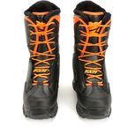 Black/Orange X-Cross Speed Boots - 190708-1030-45