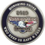 Pain Free Patriots Challenge Coin - COIN/PAIN-FREE