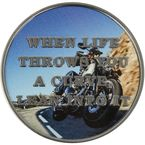When Life Challenge Coin - WHEN LIFE