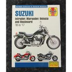 Suzuki Repair Manual - 2618