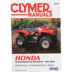 Honda Repair Manual - 446-4