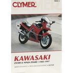 Kawasaki Repair Manual  - M452-3