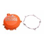 Orange Factory Clutch Cover - CC-41AO