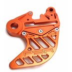 Orange Rear Disc Guard - 08-04100-28