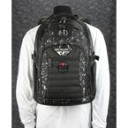 Black/White Ogio Urban Backpack - 28-5005