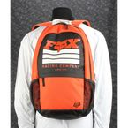 Atomic Orange 180 Moto Backpack - 24431-456-OS