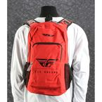 Red/Black Jump Pack Backpack - 28-5205
