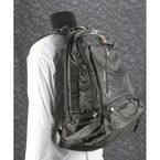Black Sabre Backpack - 10329101010
