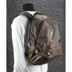 Brown Compass Backpack - 10329101380
