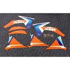 KTM EVO Series Graphic Trim Kit - 23-01526
